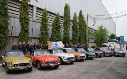 MGs Depart Bangkok Port 2017-04-03
